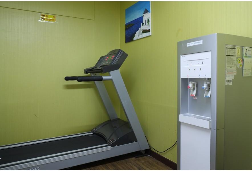 8병동 운동실